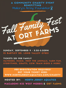 Fall Family Fest at Ort Farms - North Jersey Aquatic Club